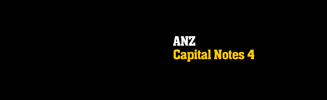 ANZ Capital Notes 4
